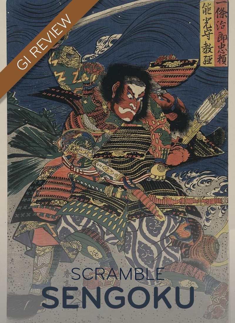 Gi Review — Scramble Sengoku